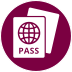 Pass og visum