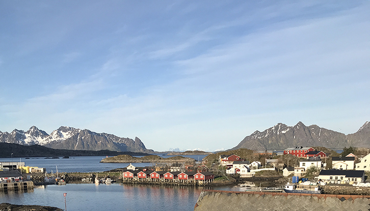 Svolvær - TORP Booking