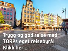 TORP Booking