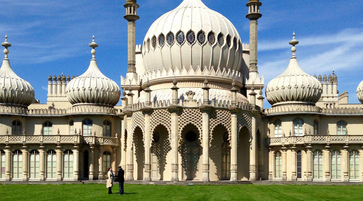 The Royal Pavillion i Brighton